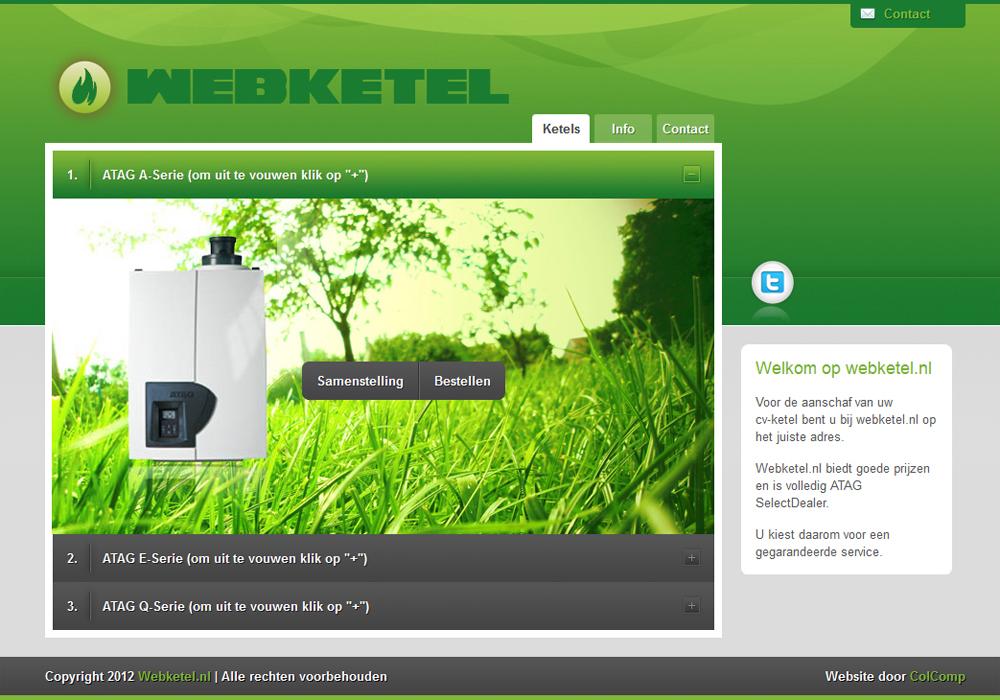 Webketel