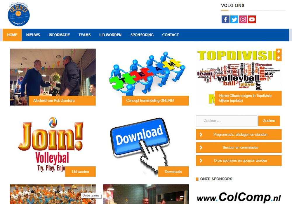 Volleybalvereniging Olhaco